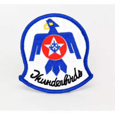 EE USAF Thunderbirds Patch