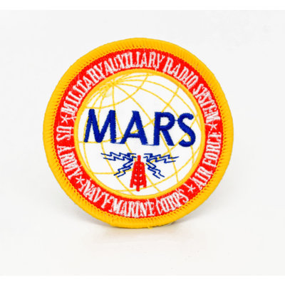 EE Space Mars Patch