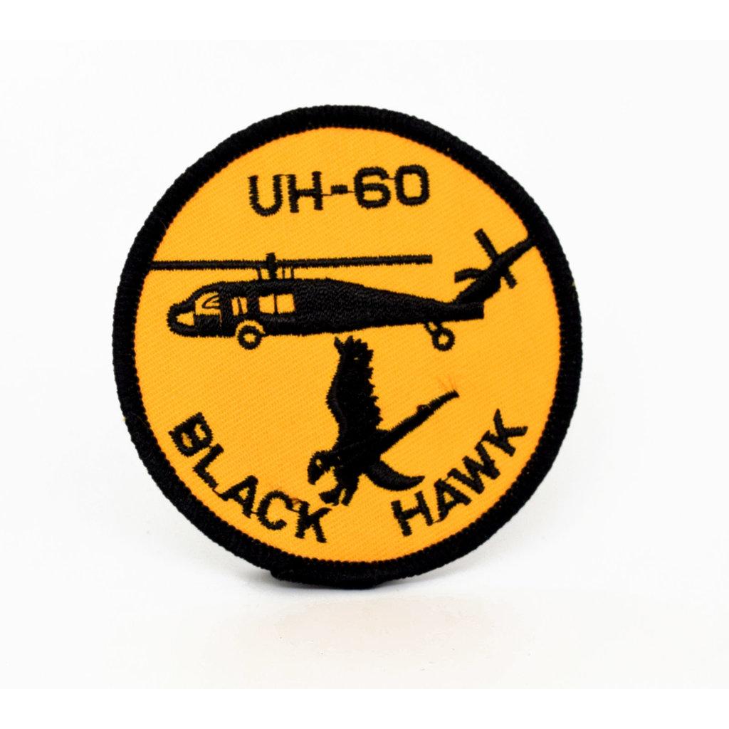 EE UH-60 Black Hawk Helicpter Patch