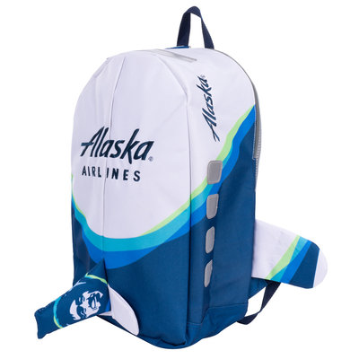 AA Alaska Airlines Backpack