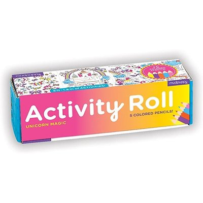 Activity Roll Unicorn Magic