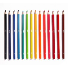 OMY 16 Colored Pop Pencils