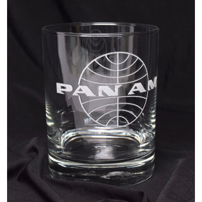 Pan Am Rock Glass