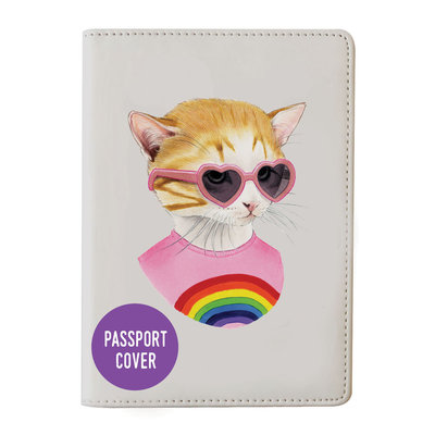 Travel Wallet Berkley Bestiary Kitten