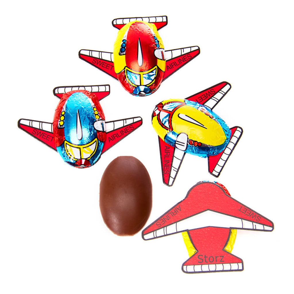 IG Airplanes Chocolate