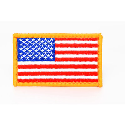 EE USA Flag Patch