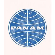 Vintage Pan Am Logo Tote Bag