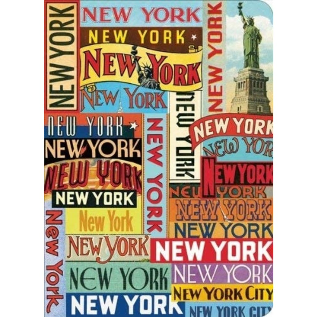Vintage New York Mini Notebooks