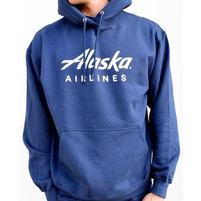 AA Alaska Airlines Hoodie Sweatshirt Unisex