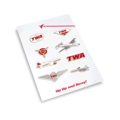 TWA TWA  Pin Set-8 pins