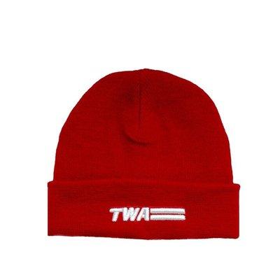 TWA TWA  Beanie-Red
