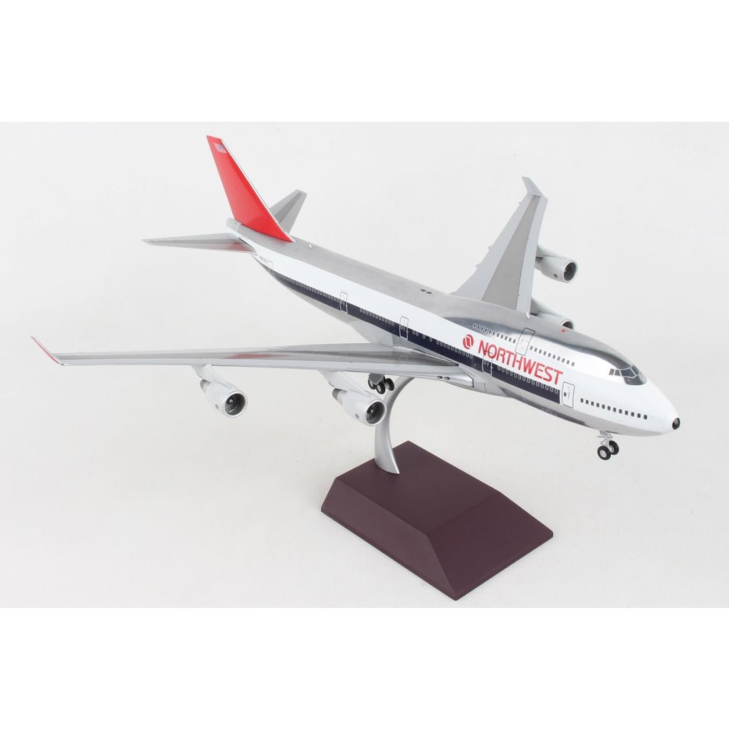 NORTHWEST 747-400 1/200