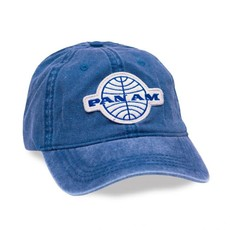 Pan Am Logo Globe Hat