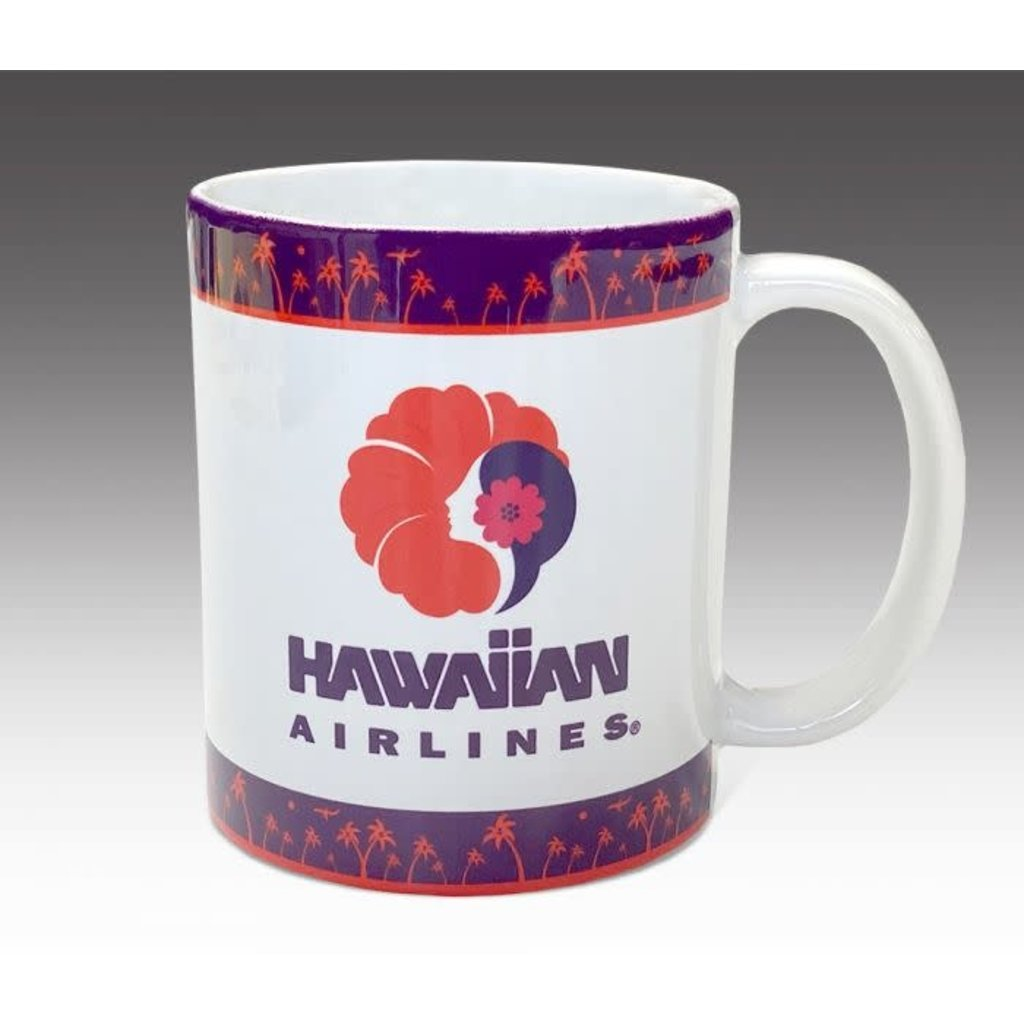 Hawaiian Airlines Coffee Mug