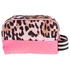 Leopard Toiletry Bag