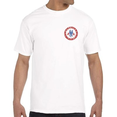 American Airlines  Retro Logo Men's T-shirt