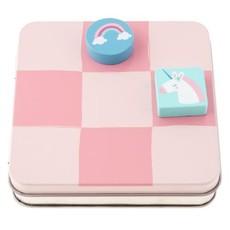 Magnetic Tic Tac Toe-Unicorn