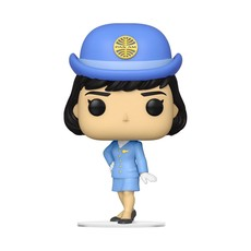 EED Pan Am Stewardess Pop up Vinyl without bag
