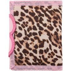 Leopard Wallet Glitter