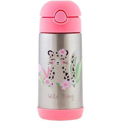 Leopard Insulated Stainless Steel Bottle