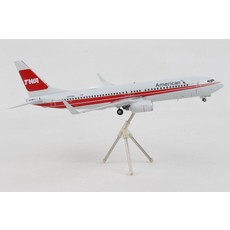 American 737-800W 1/200 TWA Heritage