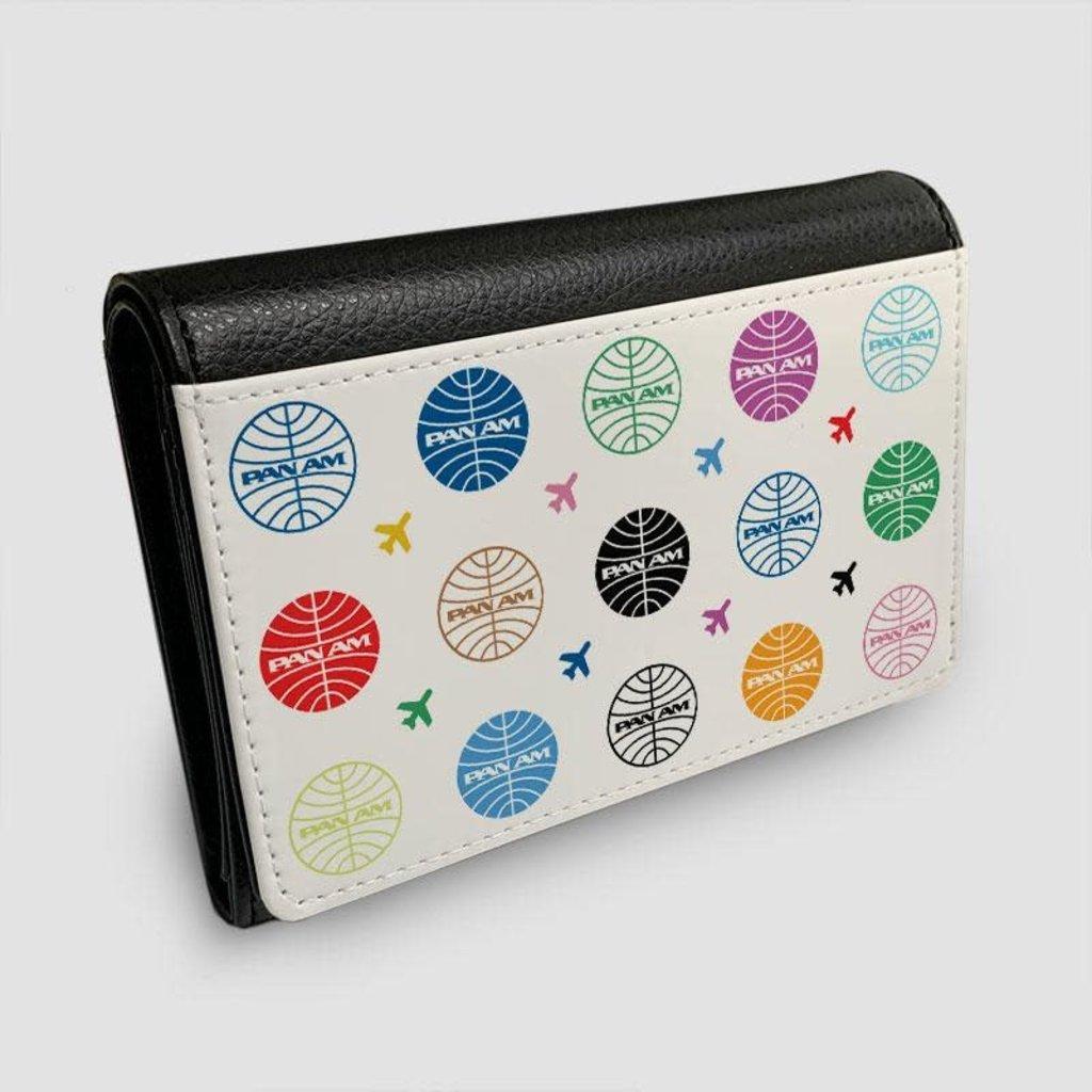 Pan Am Color Wallet