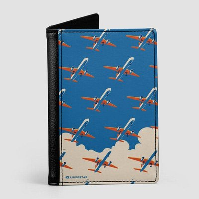 Planes Retro Passport Cover