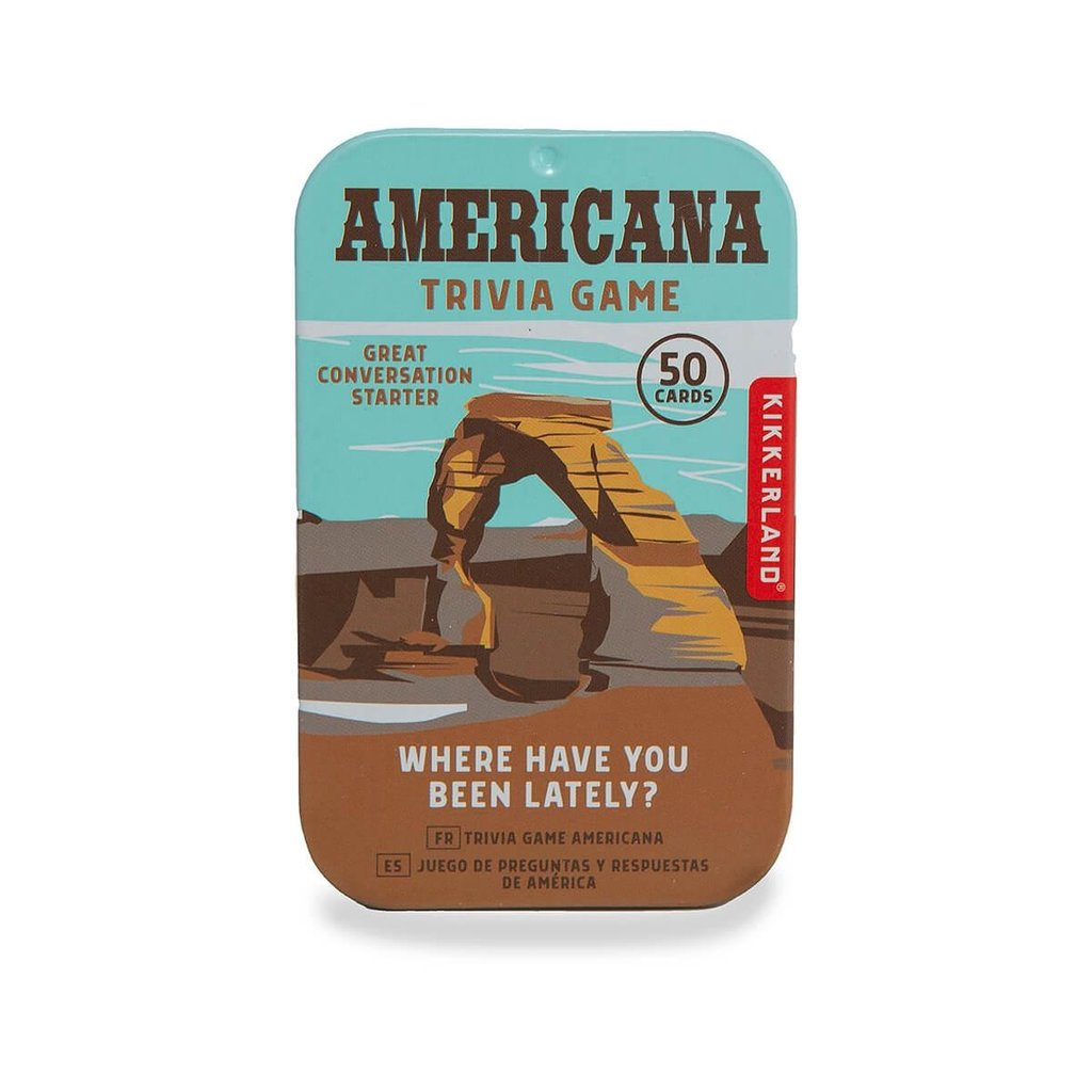 Americana Trivia Game