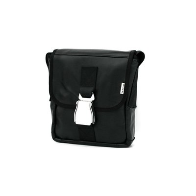 Boeing 777 Mini Messenger Bag  recyld Leather