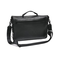 Boeing 777 Laptop Bag  recyld Leather
