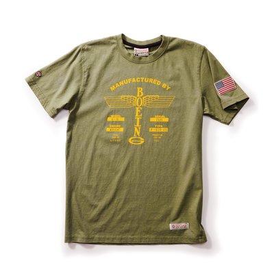 Boeing Vintage Logo T-Shirt
