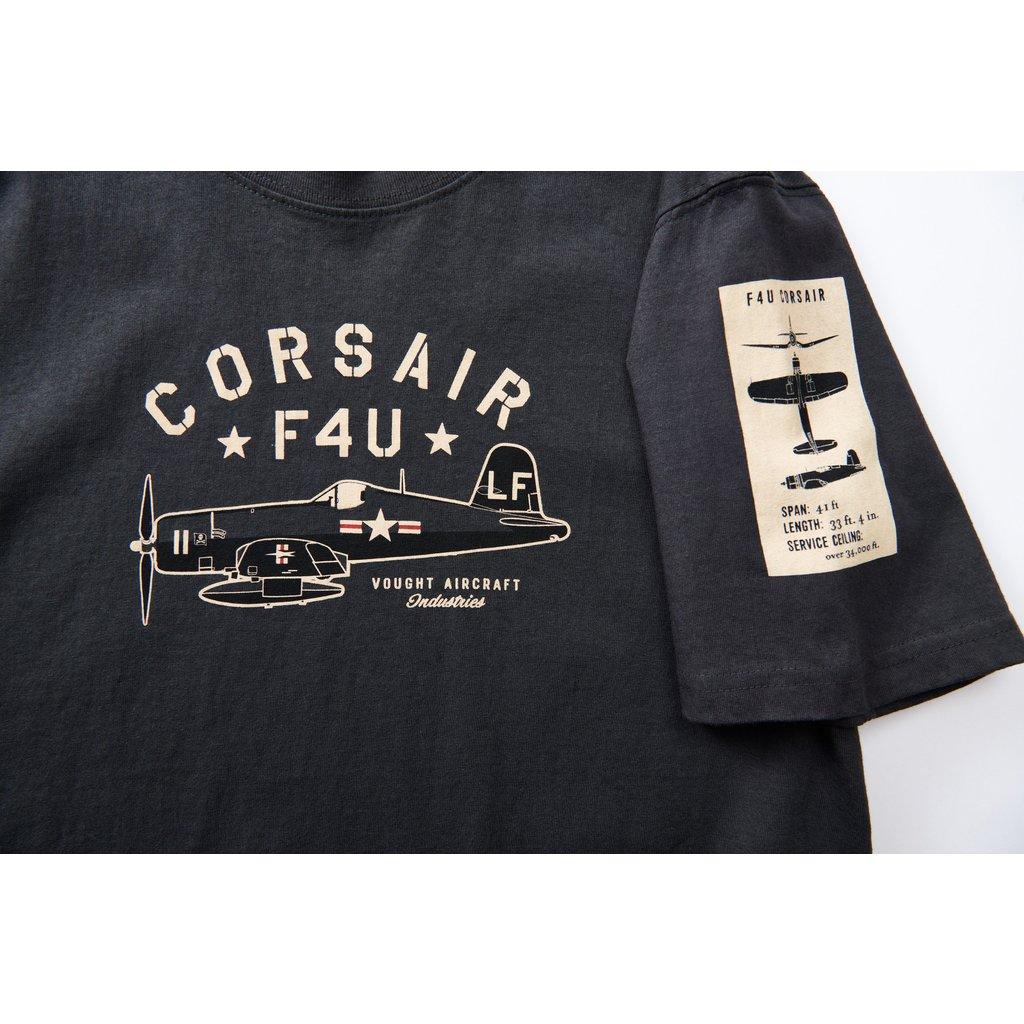 Men's Corsair T-Shirt - Black