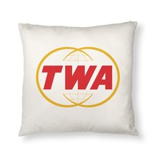 TWA Retro Pillow Cover