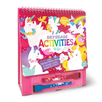 TPS- Dry Erase Activities To Go- Unicorn Fantasy