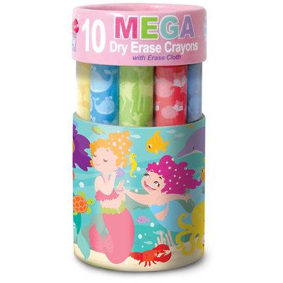 TPS- Dry Erase Mega Crayon - Unicorn Fantasy