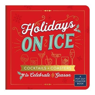 Holidays On Ice Coaster Book
