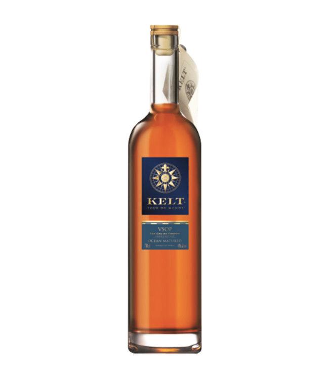 Kelt VSOP Cognac Tour de Monde 750ml