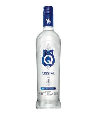 Don Q Cristal Rum 750ml