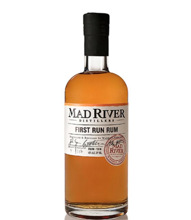 Mad River First Run Rum 750ml