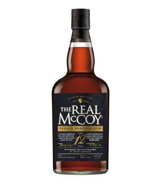 The Real Mccoy 12Yr Rum 750ml