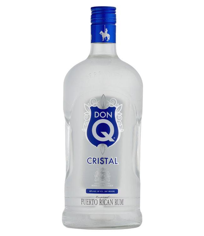 Don Q Cristal Rum 1.75L