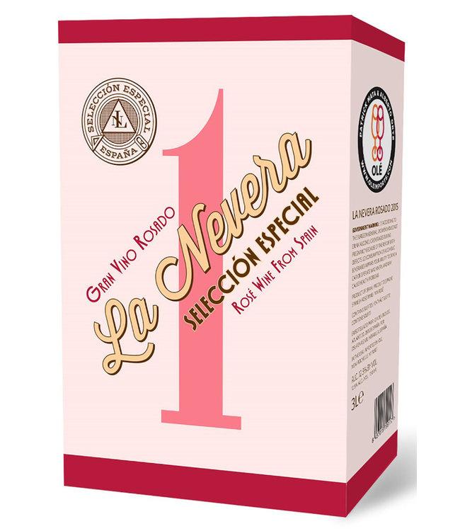 La Nevera Rose 3L Box