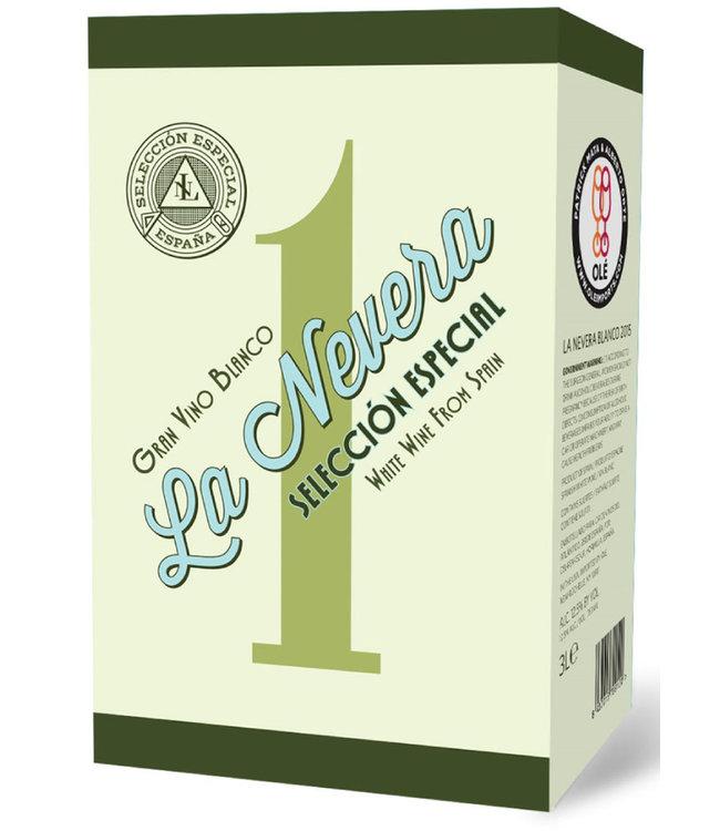La Nevera Vino Blanco Box 3Lt