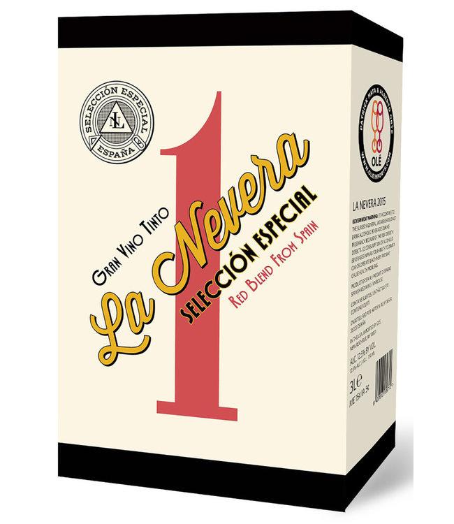 La Nevera Vino Tinto Box 3Lt