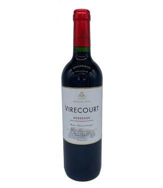 Chateau De Virecourt Bordeaux Rouge 2015 750ml