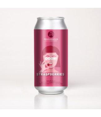 Proclamation Oooh! Straspberries 16oz can 4pk