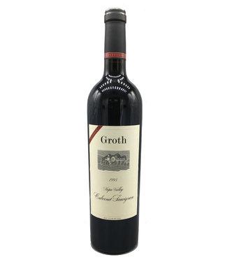Groth Reserve Cabernet Sauvignon 1995 750ml