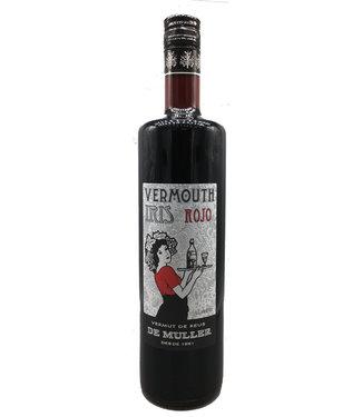 De Muller Iris Vermouth Rojo 1L