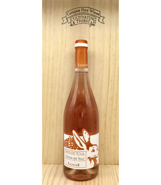 Domaine Lelievre Rabbit Rosé Cotes de Toul 2020