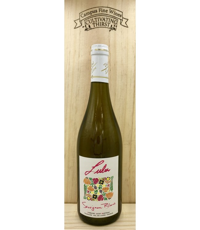 Domaine Jacky Marteau Lulu Sauvignon Blanc 2019 750ml